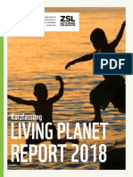 WWF Living Planet Report Kurzfassung