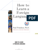 How to Learn a Foreign Language.pdf