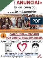 Catequistas - Ide e Anunciai, 2015