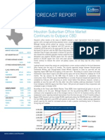 Q3 2010 Houston Office Market Research Report