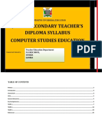 JSS TE Compter-Studies Dec 29