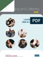 Improving Speaking and Listening Skills