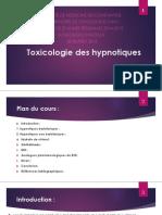 21. Intoxications aux hypnotiques.pptx