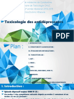15. Toxicologie des antidépresseurs.pptx