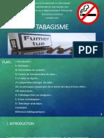 Toxicologie du Tabac KOULOUGHLI Khaoula