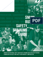Small Business Safety Training Guide