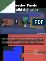 Luis Benshimol - Mercedes Pardo, Más Allá Del Color
