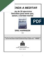 AprendaaMeditar-EricHarrison
