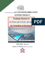 255 SNN_Training Manual on AutoCAD Civil 3D_SMIS (1)
