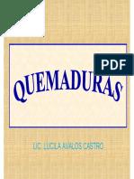 quemadurass-090428162252-phpapp01