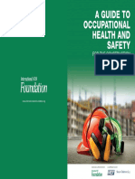 A guide to occupational health and safety