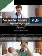 Constantino Parente Castillo - Los Hombres También Sufren de DepresiónPostparto, Parte II