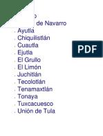 Region Sierra de Amula