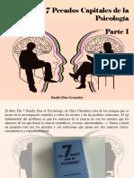 Danilo Díaz Granados - Los 7 Pecados Capitales de La Psicología, Parte I