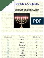 NUMEROLOGIA EN LA BIBLIA..pdf