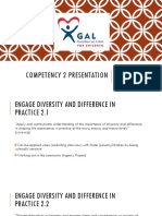competency 2 presentation