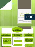 gestion financiére