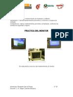 Practica Del Monitor