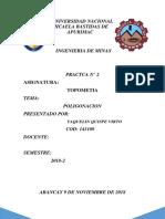 INFORME DE TOPO 2.docx