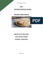 51 Proyecto de Inversion-Arturo Lopez