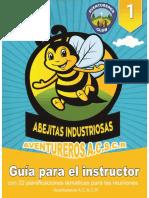 Abejitas -Guía Para El Instructor Asociación Central Sur de Costa Rica