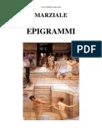 marziale epigrammi