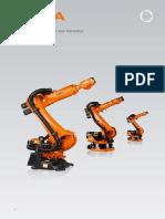 Kuka Used Robots Flyer De