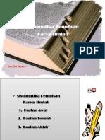 10. Sistematika Penulisan Karya Ilmiah