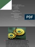 diapositivas lubricacion
