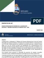 Proyecto Ley Renovables - Senado.pdf