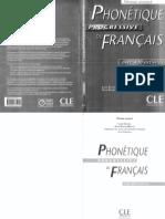 Phonetique Progressive Du Francais Avance