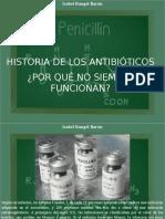 Isabel Rangel Barón - Historia de Los Antibióticos, ¿Por Qué No Siempre Funcionan?