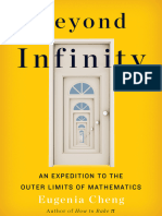 Beyond Infinity an Expedition to the Outer Limits of Mathematics by Eugenia Cheng