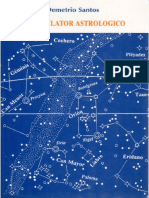 Nomenclator Astrológico - Demetrio Santos