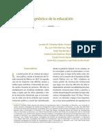 Diagnóstico de la Educación