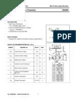 2SA908_2SC1585 datasheet