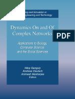 Ganguly Dynamics Complex Networks
