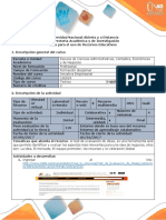 Guía para el uso de Recursos educativos - Herramienta virtual para la evaluación de la idea de negocios