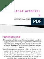 Rheumatoid arthritis monik.pptx