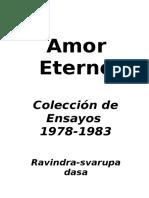 Amor Eterno - Ravindra Svarupa.doc
