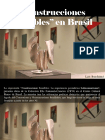 """Luis Benshimol - """"Construcciones Sensibles"""" en Brasil"""