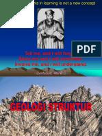 Pengenalan Geologi Struktur