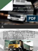 Cuenta Manejar Camion Volquete 170103152504