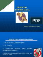 Derecho Empresarial i - Clase 4 - El Comercio