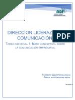 Hernandez_aguirre_S1_TIMapa Conceptual Sobre La Comunicación Empresarial
