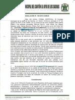 07.-Resolucion n.-186-2010-Cgmjs 27 de Agosto Del 2010 MAL REDACTADA