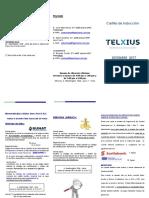 TELXIUS Triptico informativo