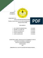 Paper Perkembangan Akuntansi Sektor Publik Di Indonesia