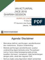 Materi seminar pai syariah