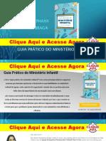 Livros Sobre Ministerio Infantil Em PDF